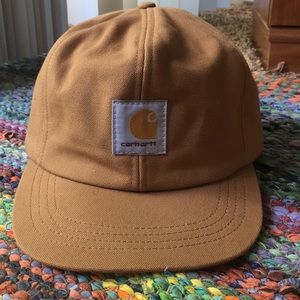 Quilted Carhartt hat